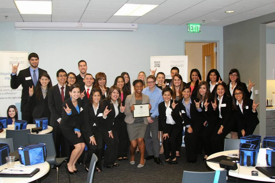 Hispanic student business association from university of texas austin