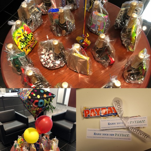 St. Louis & Phoenix celebrated with some extra sweets!